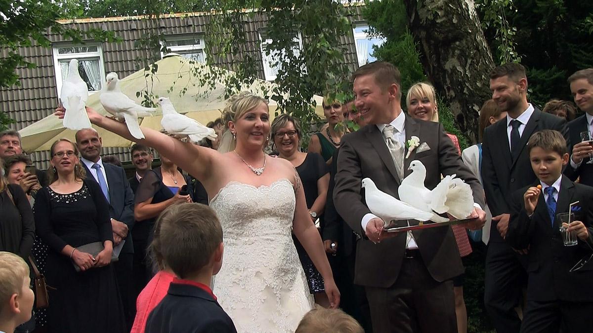Hochzeitsvideo | Hochzeitsvideo Hamburg - Videograf & Fotograf